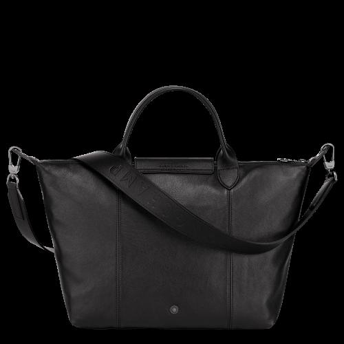 Longchamp - Pliage cuir -...