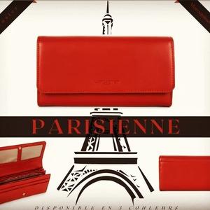 Hommage à notre si belle capitale et à celles qui y résident... 🇫🇷 > portefeuille by @lancaster  @lesvitrinesdechantilly  #paris #parisianstyle #parisienne #parisiennestyle #france🇫🇷 #capitalemodeparis #portefeuille #maroquinerie #maroquineriebarrere